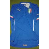 Camisa Italia 2014 - Futebol no Mercado Livre Brasil b167e6a43b8df
