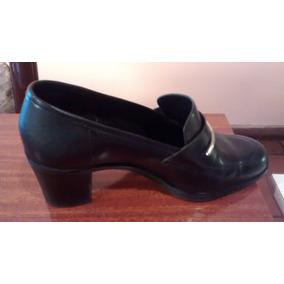 2c44a785 Zapatos Mujer Usados - Mocasines y Oxfords Hush Puppies, Usado en ...