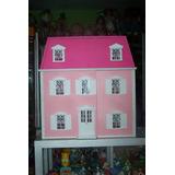 Hello Kitty Mansion Completa Con Accesorios- Marca Sanrio