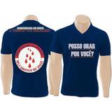 5790c91d9 Camisas De Evangelização no Mercado Livre Brasil
