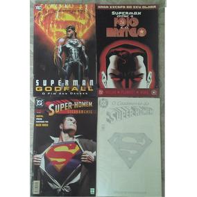 Pacote Super Homem - 12 Edições Editora Abril