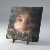 Porta Retrato Vintage Boda Xv Años Foto Roca Personalizado
