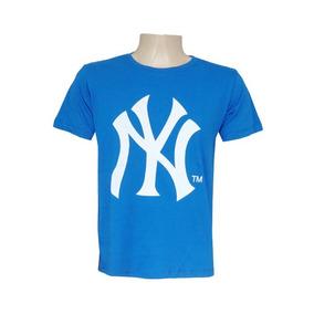 Camisa Alongada Longline Oversized Ny New York Yankees Swag. 1. 9 vendidos  - Ceará · Camisa New York Yankees 0f19d84033c