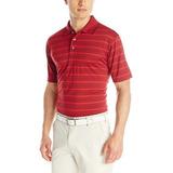 Playera De Golf Hombre Roja Pga Tour Men