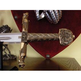 Espada Templários Medieval Cruzadas Charles The Great