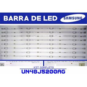 Kit Barras De Led Samsung Un48j5200ag