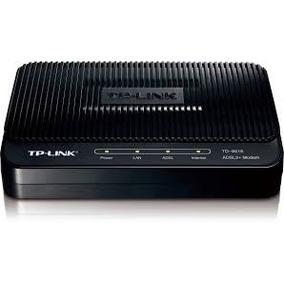 Modem Tp-link Adsl2 Modem Td-8616 Banda Ancha Internet Rj-45
