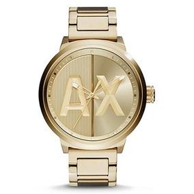 83f030d84e0 Relogio Ax Masculino 1363 - Relógios De Pulso no Mercado Livre Brasil