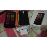 Motorola G 4 16 Gigass Xt1621 Negro Libre $4300.