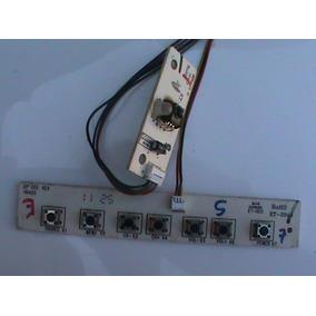 Teclado Mais Sensor Remoto Tv Led Cce D32