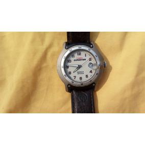 c15e1f86f829 Precioso Reloj Timex Expedition Indiglo Wr 50 M