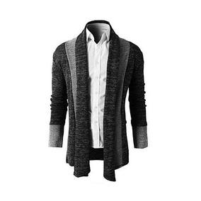 Sweater Hombre Slim Fit Suéter Elegante Moda Juvenil Casual 588d6acc07d8