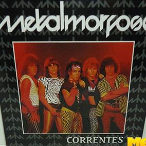 Metalmorphose 1986 Correntes Compacto Transparente 2 Faixas