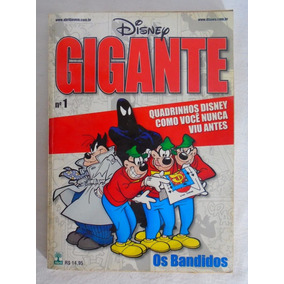 Revista Disney Gigante Quadrinhos