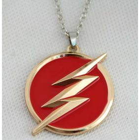 Colar Cordão The Flash Avengers Vingadores