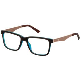 f1f780526937a Armacao Para Oculos De Grau Tamanho 53 - Óculos no Mercado Livre Brasil