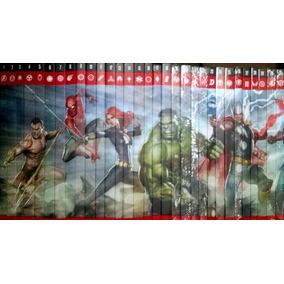 Coleção Os Heróis Mais Poderosos Marvel - Vários Volumes!