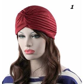 Turbante Pronto Toucas Feminino - Acessórios da Moda no Mercado ... b16b67f18fc