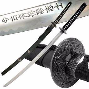Espada Katana Do Filme O Ultimo Samurai Tamanho Real