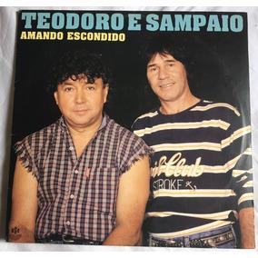 Lp Teodoro E Sampaio - Amando Escondido (hbs)