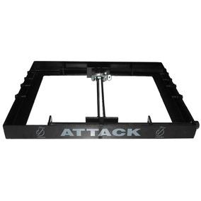 Bumper Attack Para Versa 206/112 E Vrs 118 - Com Nota Fiscal