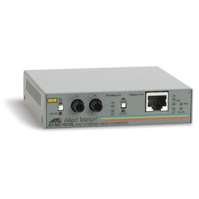 Allied Telesis Media Converter At-mc101xl-10 - 100tx A 100fx