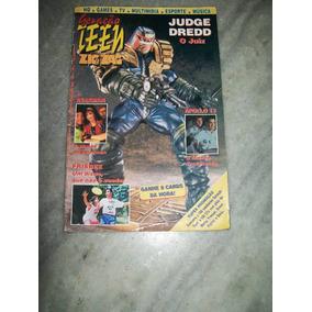 Geração Teen Zig Zag Nº 2 - O Juiz, Beakman, Apollo 13