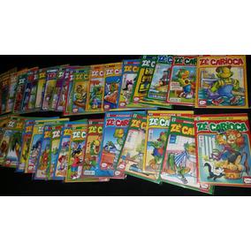 Coleção Completa Almanaque Do Zé Carioca - 2ª Série - 36 Vol