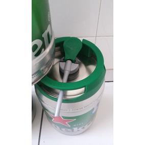 Heineken Barril Usado E Vazio. Veja O Video.