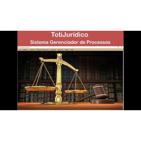 Oab - Sistema Para Advogados - Controle De Processos