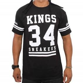 Camiseta Kings Sneakers 34 - Lançamento d10fc2851a6