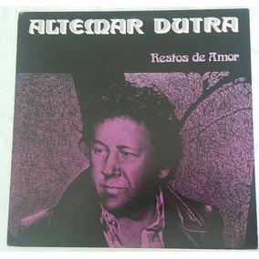 Lp Altemar Dutra-restos De Amor (31c052422008)