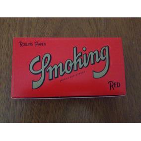 Papel Smoking Red Caja X 25 Carteras X 50 Papelillos!!!!!