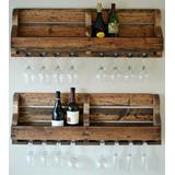 Portabotellas,vinos,cava, Vintage, Envio Gratis