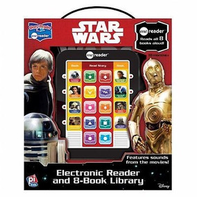 Lector Mágico 8 Libros Star Wars Me Reader - Giro Didáctico