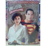 Dvd Lois E Clark 4ª Temporada 06 Discos