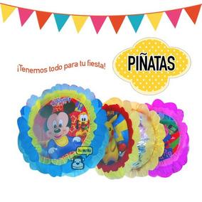 Piñata Economica - Super Linda Varios Modelos