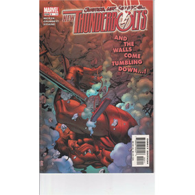 Hq The New Thunderbolts #3 Feb.2005 Marvel -impotado-