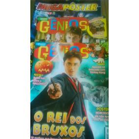 Kit 03 Revistas Harry Potter