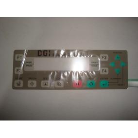 Control Painel Membrana Plotter Dgi Omega 40/60