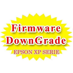 Downgrade Firmware Epson Xp201,202,211... No Vote Su Chip!!!