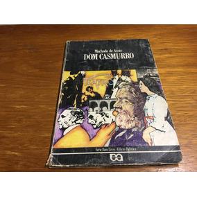 Livro Dom Casmurro - Frete R$ 13,00