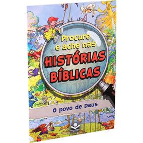 Procure E Ache Nas Histórias Bíblicas - O Povo De Deus / Sbb