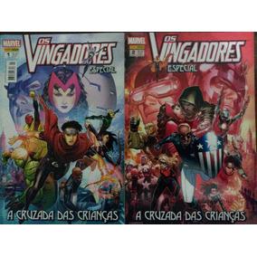 Os Vingadores Especial : A Cruzada Das Crianças (2 Vol)