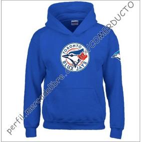 Sudadera Blue Jays Azul Rey Toronto Blue Jays Ybya