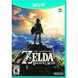 Zelda Breath Of The Wild Digital Wiiu .+ Pack De 130 Juegos