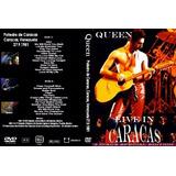 Queen Live En Venezuela 1981 De Colección !!