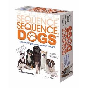 Sequence Dogs Perros Juego De Mesa