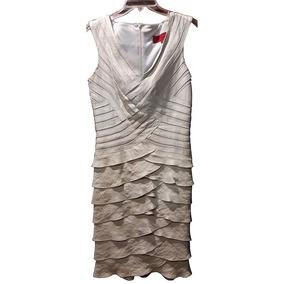dfdf7edf781e Vestido De Noche Suiteblanco Zara - Ropa, Bolsas y Calzado de Mujer ...