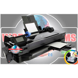 Plotter A1- A4 Hp Designjet T120 +sistema De Tinta Opcional